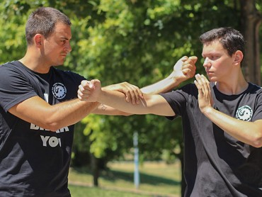 Kung Fu Wing Chun program za odrasle